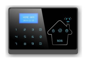 home security systems keypad