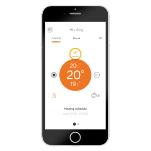 Hive APP Enabled Thermostat