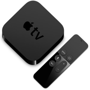 apple tv media server