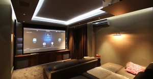 home cinema room project